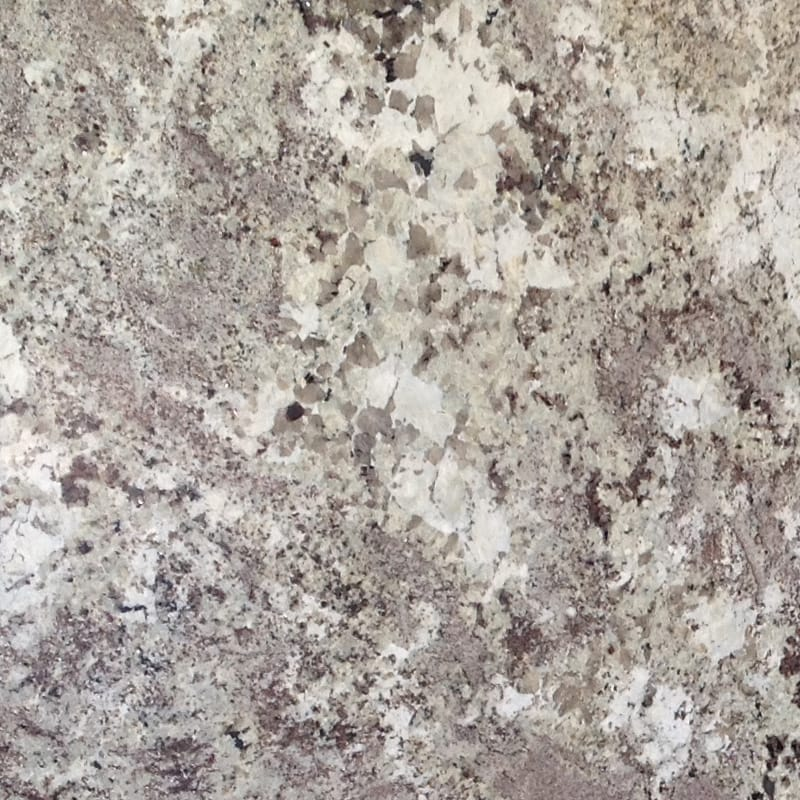 Ice Brown Polished Granite Slab Random 1 1/4