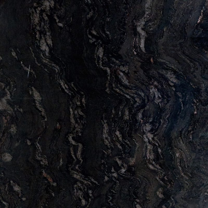Earth Glitter Polished Granite Slab Random 1 1/4