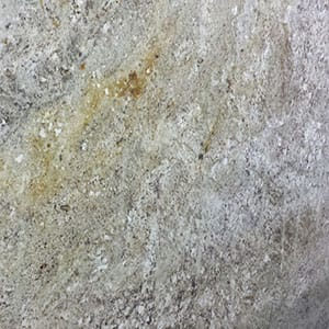 Creme Brulee Polished Granite Slab Random 1 1/4