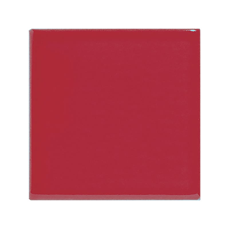 Hot Red Crackled Ceramic Tiles 4x4 Country Floors Of America Llc