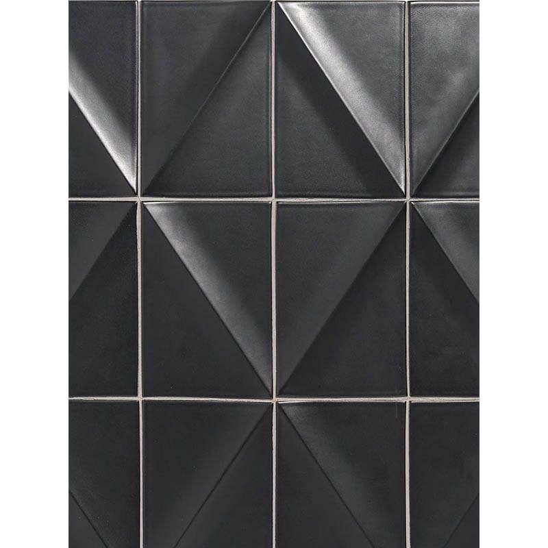 Itch Black Glossy Diamete Ceramic Wall Decos 4x6 Country Floors Of