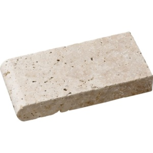 Ivory Tumbled Pool Coping Travertine Pool Copings 4x8