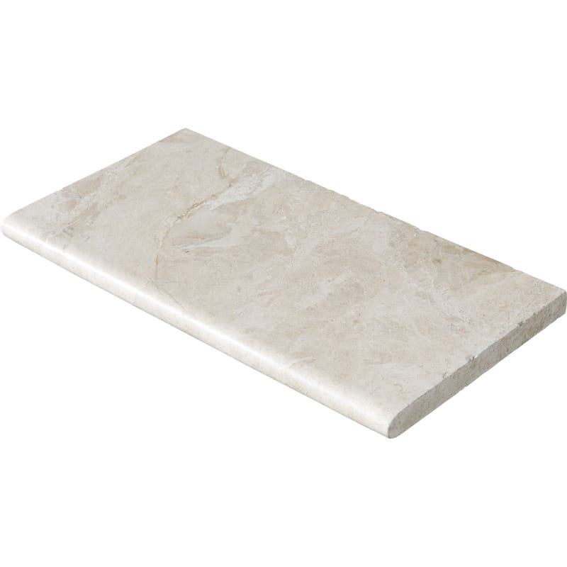 Diana Royal Tumbled 12x24 Pool Coping Marble Pool Copings