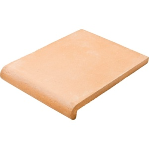 Sunrise Natural Terracotta Stair Copings 9 13/16x13 3/4