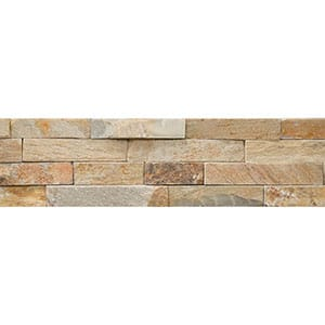 Maple Grove Split Face Ledger Panel Slate Ledger Panel 6x24