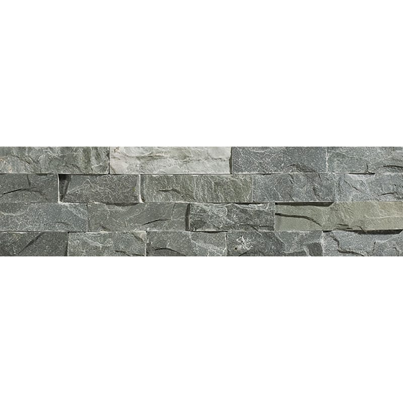 Rainforest Refuge Split Face Ledger Panel Slate Ledger Panel 6x24