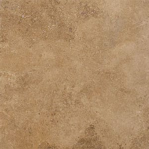 Walnut Dark Honed&filled Travertine Tiles 18x18