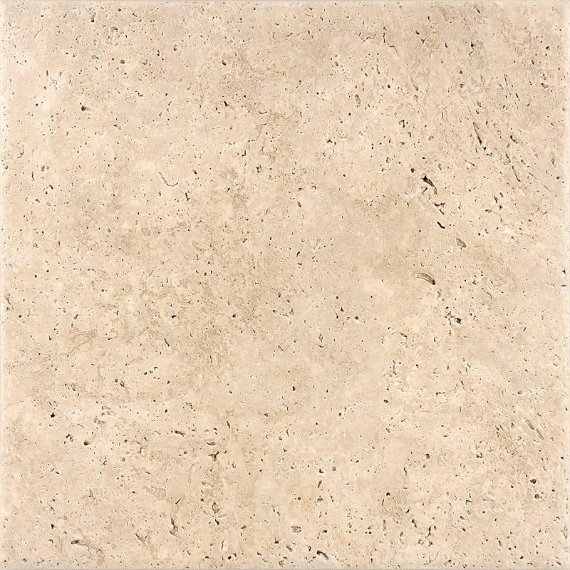 Ivory Antiqued Travertine Tiles