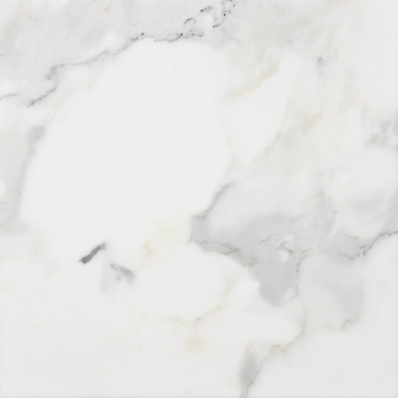 Calacatta Gold Extra Polished Marble Tiles 18x18 Country
