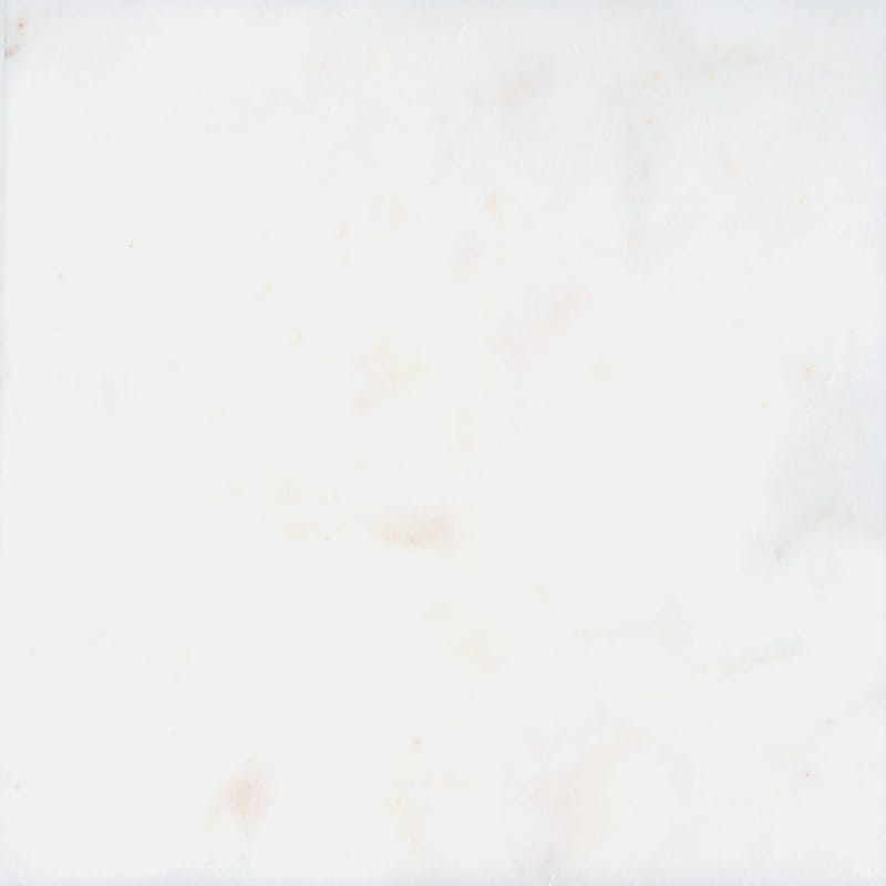 Afyon White Polished Marble Tiles 12x12