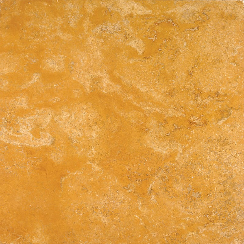 Golden Sienna Honed&filled Travertine Tiles