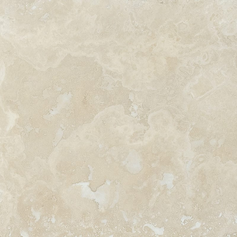 Ivory Light Std Honed&filled Travertine Tiles 24x24