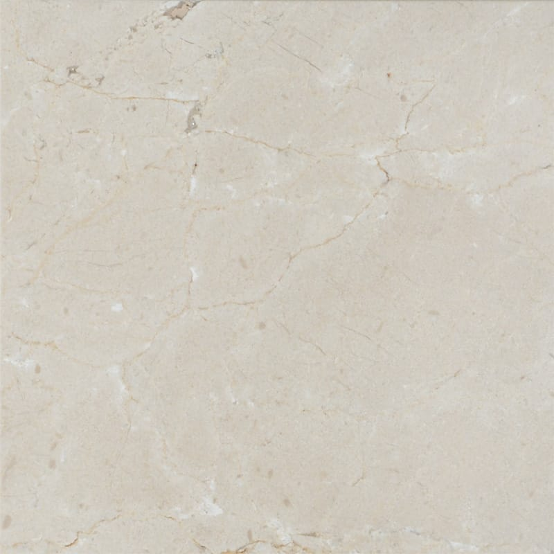 Crema Marfil Polished Marble Tiles 12x12 Country Floors