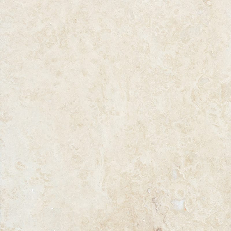 Ivory Light Honed&filled Travertine Tiles 24x24