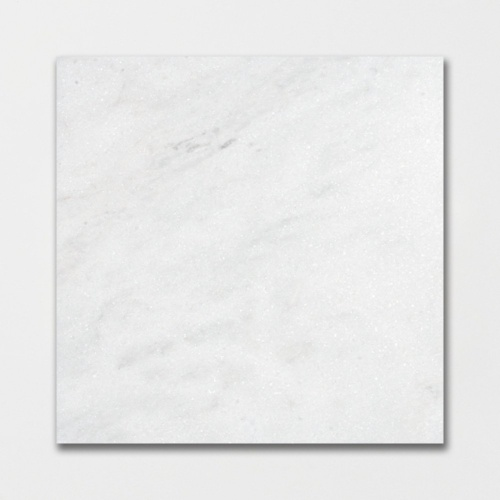 Glacier Honed Marble Tiles 12×12
