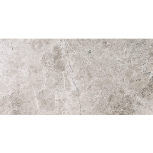 Silver Shadow Honed Marble Tiles 12×24
