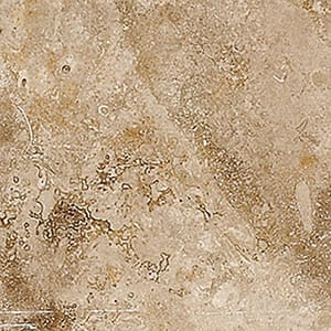 Canyon Honed&filled Travertine Tiles 5 1/2x5 1/2