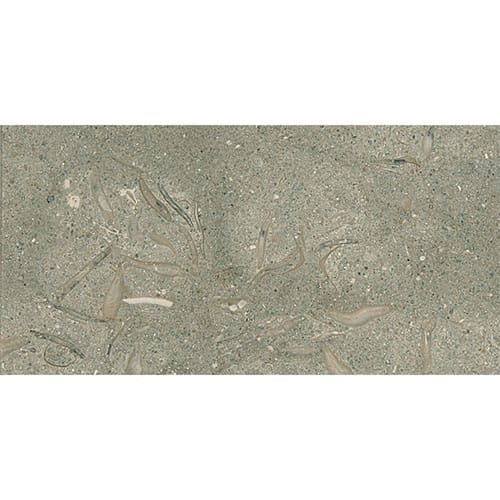 Olive Green Honed Limestone Tiles 12×24