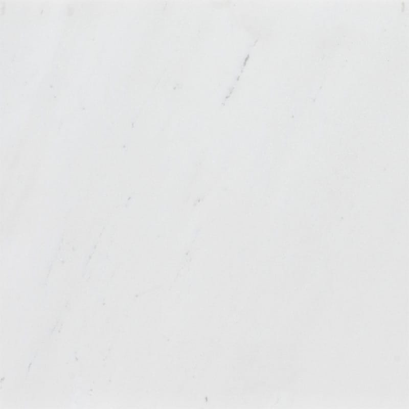 Aspen White Honed Marble Tiles