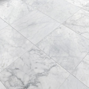 Avenza 3/8 Honed Marble Tiles 18x18
