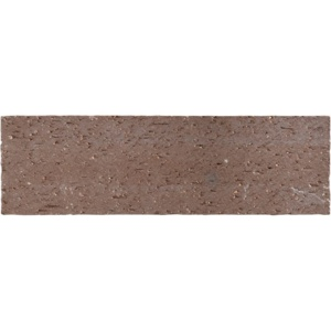 Brown Textured Terracotta Tiles 2 9/16x8 7/16