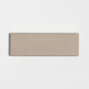 Latte Glossy Ceramic Tiles 3x9