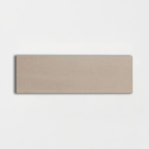 Latte Glossy Ceramic Tiles 4x12