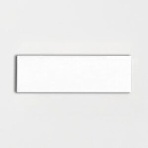Satin Cotton Matte Ceramic Tiles 3x9