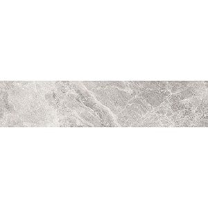 Fusion Gray Polished Marble Tiles 8x36