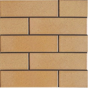 Pico Gold Semi Gloss Ceramic Tiles 2 1/8x7 1/2