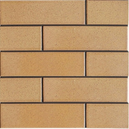 Pico Gold Semi Gloss Ceramic Tiles 2 1/8×7 1/2