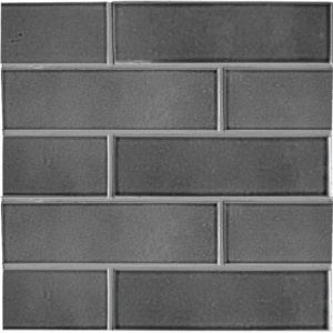 Perfect Storm Gloss Ceramic Tiles 2 1/4x71/2