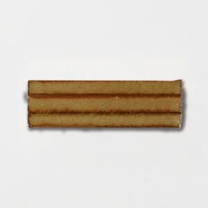 Chai Strided Ceramic Wall Decos 2 1/4x7 3/8