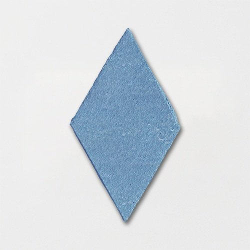 Hudson Blue Plain Harlequin Ceramic Tiles 4 1/2×7 1/2