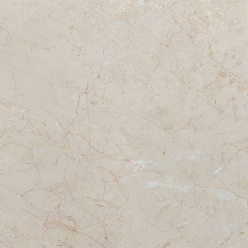 Crema Marfil Classic Polished Marble Tiles 12x12