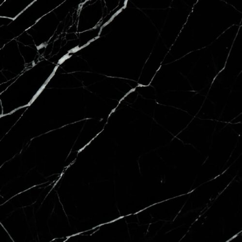 Black Polished Marble Tiles 12×12