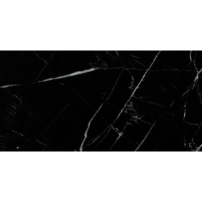Black Honed Marble Tiles 2 3/4x5 1/2