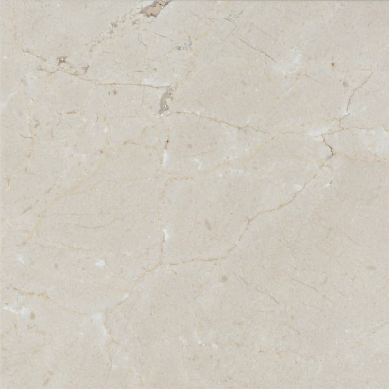 Crema Marfil Polished Marble Tiles 5 1 2x5 1 2 Country