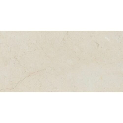 Crema Marfil Polished Marble Tiles 12×24