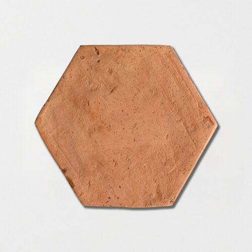 Hexagon Natural Terracotta Tiles 6×6