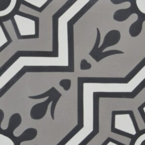 Gemma Honed Cement Tiles 8x8