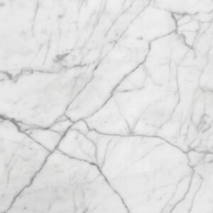 White Carrara C Select Polished Marble Tiles 24x24