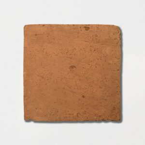 Square Natural Terracotta Tiles 6x6