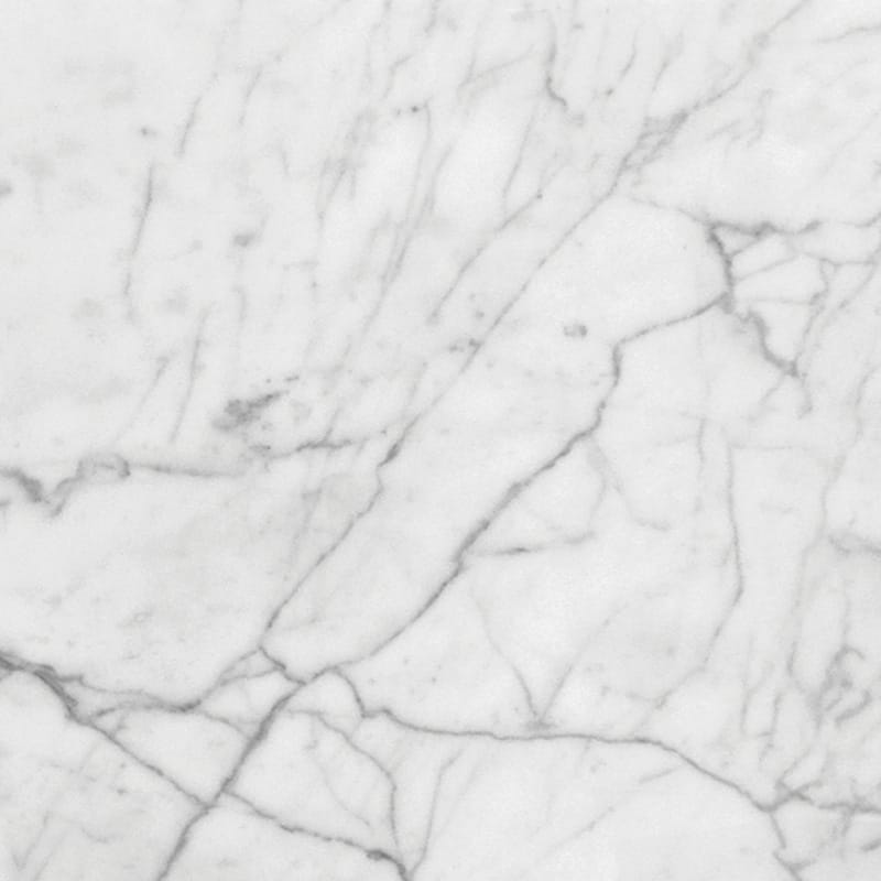 White Carrara Select Honed Marble Tiles X Country Floors Of - Carrara marble tile sizes