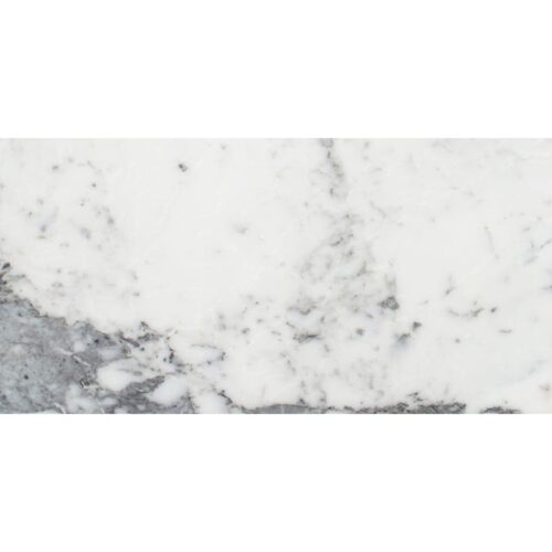 Calacatta Arabescato Polished Marble Tiles 12×24
