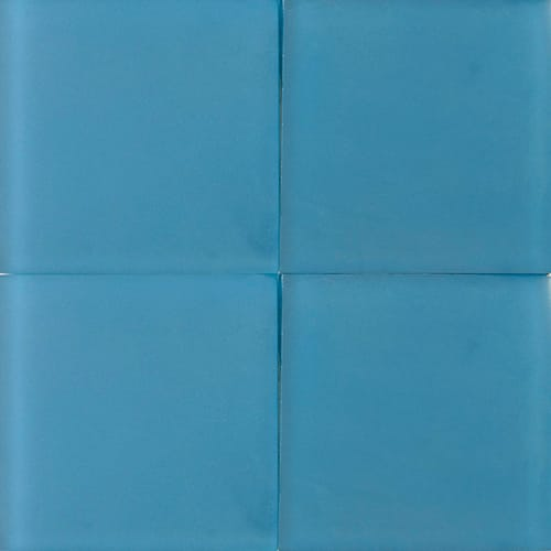 Mediterranean Sanded Glass Tiles 4×4
