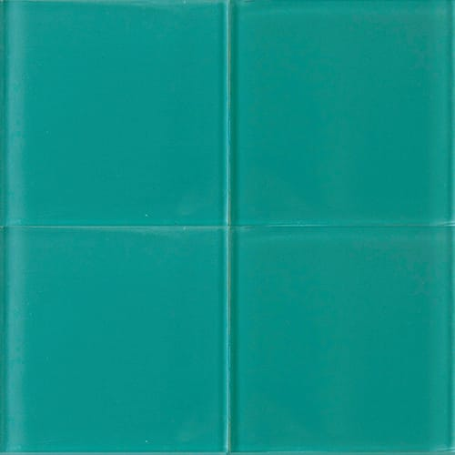 Hanalei Bay Glossy Glass Tiles 4×4
