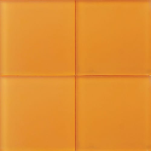 Mango Sanded Glass Tiles 4×4