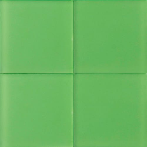 Lime Sanded Glass Tiles 4×4