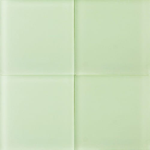 Pomelo Sanded Glass Tiles 4×4